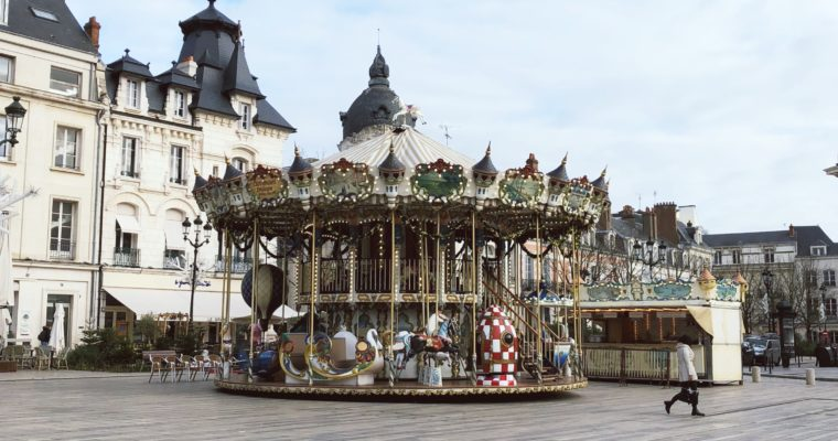 NOUVELLES D'ORLÉANS *1* – dotarłam na Erasmusa!