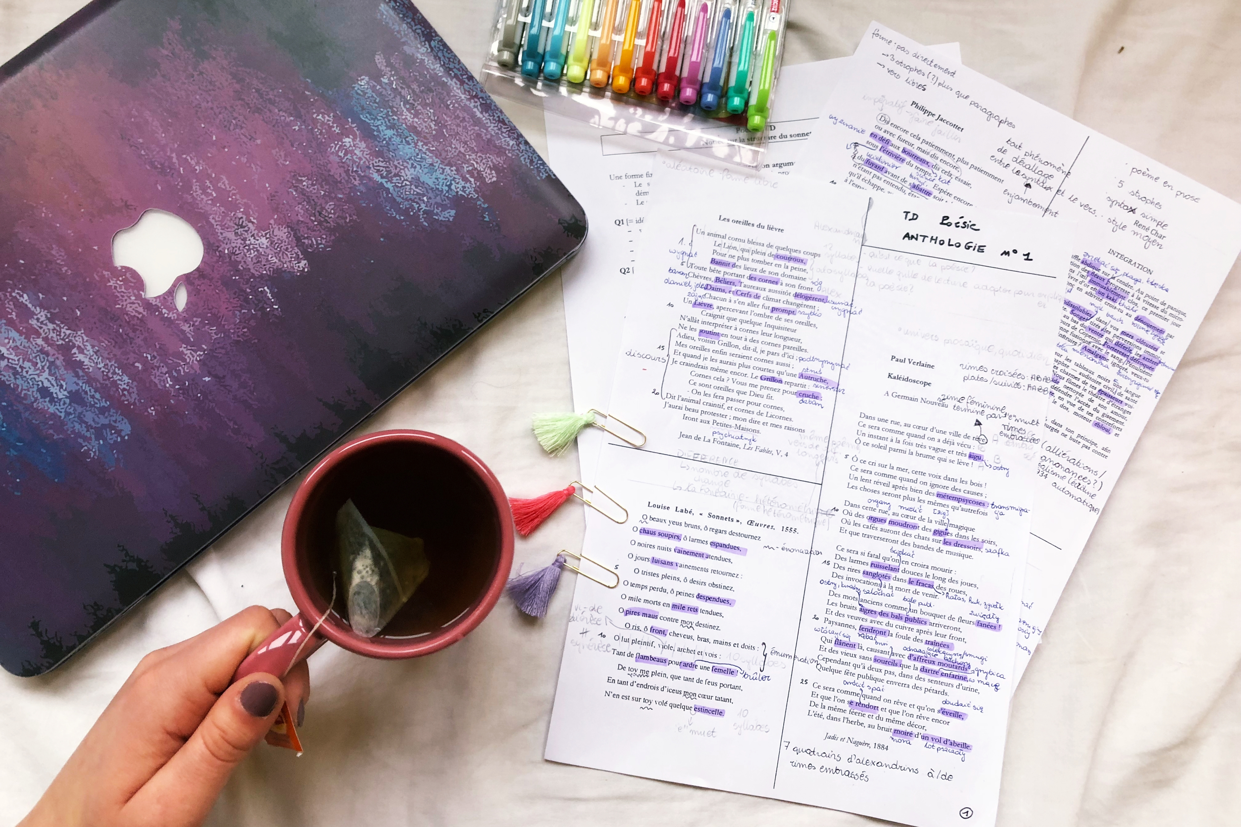 Jak powtarzać materiał przed egzaminem?