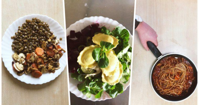 Trzy szybkie i proste luncho-obiady