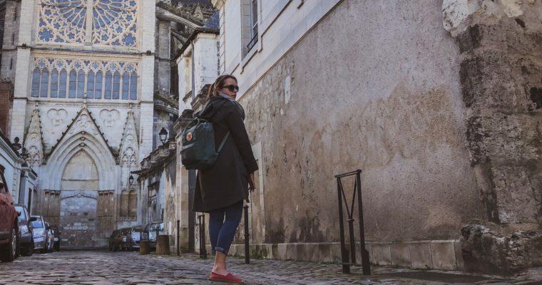 NOUVELLES D'ORLÉANS *6* – Cheverny, Tours, Blois, Bourges