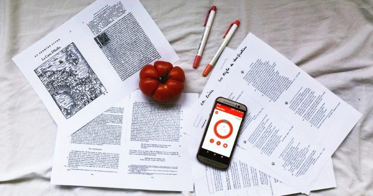 Pomodoro – narzędzie do organizacji czasu