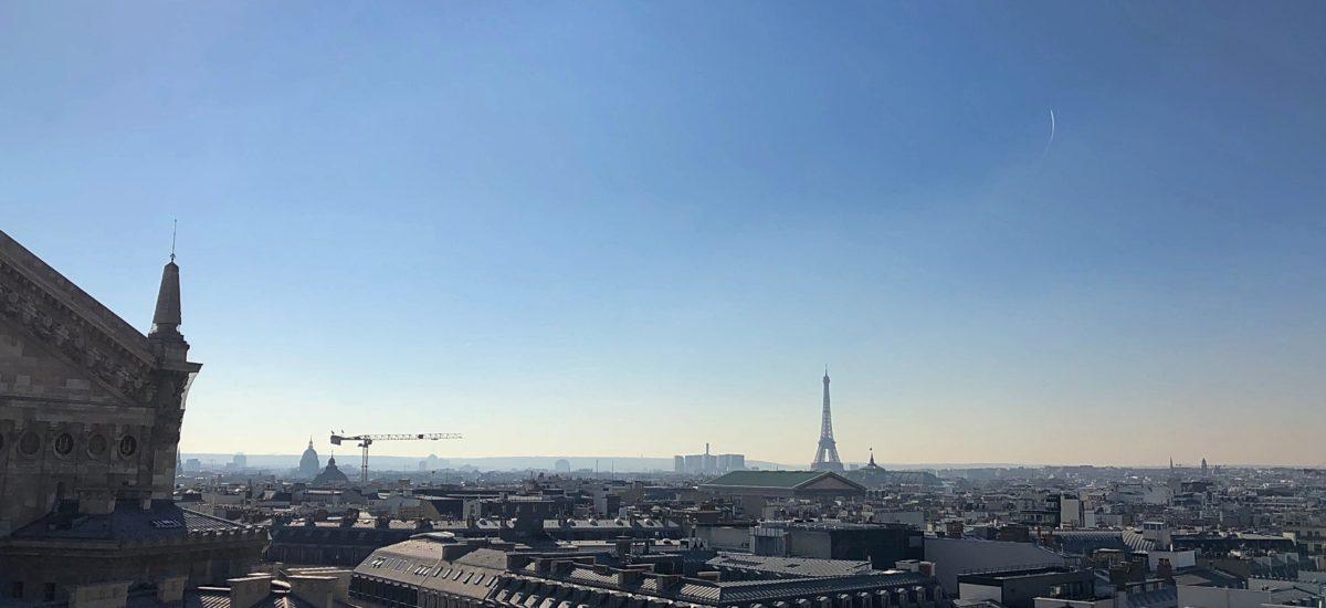 Paryż w jeden dzień – wariant 2