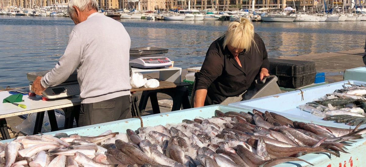 Co i gdzie zjeść w Marsylii?