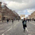 NOUVELLES D'ORLÉANS *4* - Paryż po raz pierwszy