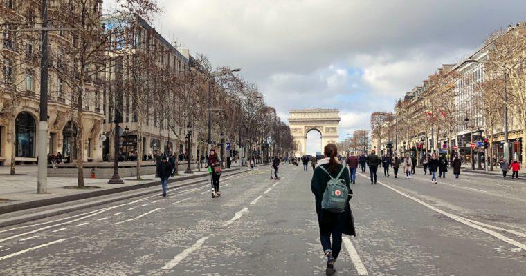 NOUVELLES D'ORLÉANS *4* – Paryż po raz pierwszy