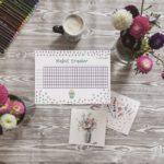 Jak zmieniać nawyki? + habit tracker do druku